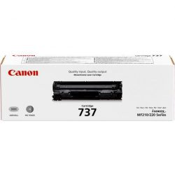 Canon CRG-737 toner