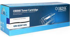 Orink Q2612A toner