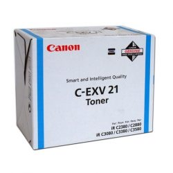 Canon C-EXV21 kék toner