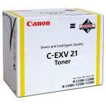 Canon C-EXV21 sárga toner