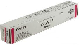 Canon C-EXV47 piros toner