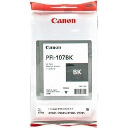 Canon PFI-107 BK patron