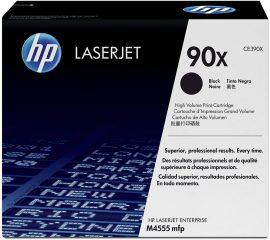 HP CE390X toner