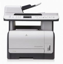 Hewlett Packard Color LaserJet CM1312nfi MFP