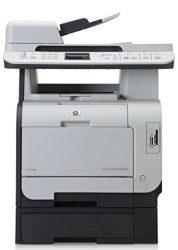 Hewlett Packard Color LaserJet CM2320fxi MFP