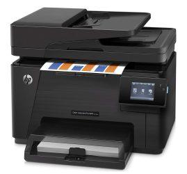 Hewlett Packard LaserJet Pro color MFP M177fw