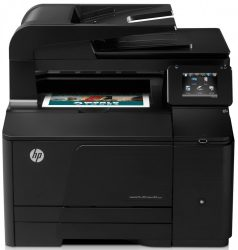 Hewlett Packard LaserJet Pro color MFP M276n