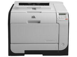 HP LJ Pro 400 Color M451dn