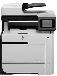 Hewlett Packard Color LaserJet Pro M475dn