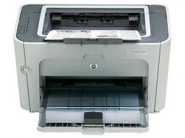 Hewlet Packard LaserJet P1505
