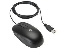 HP háromgombos USB lézeres egér (H4B81AA)